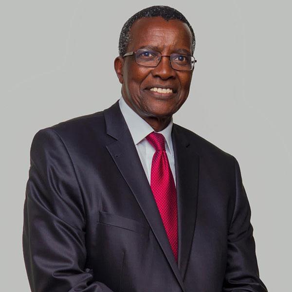 Retired Chief Justice David Maraga
