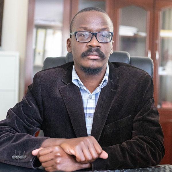Prof Osogo Ambani